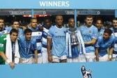 Dzeko sút phạt đền gây hài, Man City vẫn đoạt Barclay Asia Cup