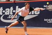 Federer thua sốc ở Hamburg