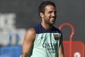 M.U ra giá lần thứ ba đến 30,8 triệu bảng cho Fabregas
