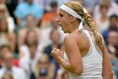 Sabine Lisicki và kỳ tích Wimbledon