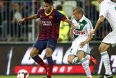 "Neymar ""tịt ngòi"", Barca bị cầm hòa ở Ba Lan"