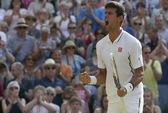 Djokovic thắng Del Potro trong trận bán kết lịch sử ở Wimbledon