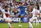 Barca vùi dập Valerenga 7-0, Real Madrid thắng nhẹ PSG