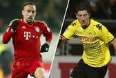 4 sao Baryern Munich cùng tranh danh hiệu số 1 châu Âu