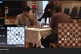 Quang Liêm cầm chân đương kim vô địch Peter Svidler