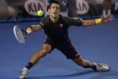 Federer đấu bù vì trời mưa, Djokovic xuất trận