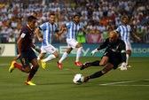 Hạ Malaga 1-0, Barca bảo toàn thành tích toàn thắng
