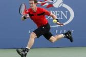 Djokovic tăng tốc, cùng Murray vào vòng ba