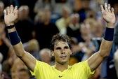 Thua Nadal trong trận đại chiến, Federer tụt xuống hạng 7 thế giới