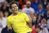 Đánh bại Djokovic, Nadal vào chung kết Rogers Cup 2013