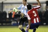 Argentina giành vé, Uruguay hy vọng thoát play-off
