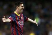 Messi lập hat-trick, Barcelona thắng đậm Ajax