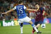 """""""Song sát"""" Neymar – Messi khai hỏa, Barca thắng giòn giã"""