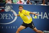 Robredo phá trận tứ kết kinh điển Federer - Nadal