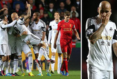 """""""Người cũ"""" Shelvey tiếp sức, Liverpool trở lại ngôi đầu"""