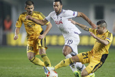 Tottenham toàn thắng, Ludogorets tiếp tục bay cao
