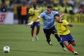 Thua trận ở Quito, Uruguay hết hy vọng giành vé chính thức