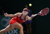 Serena vào bán kết, Radwanska chính thức bị loại