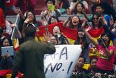 Rafael Nadal trở lại ngôi số 1 thế giới
