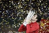 Vượt mặt Del Potro, Novak Djokovic lập kỳ tích