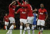 Man đỏ, Man xanh cùng thắng, thành Manchester mở hội