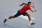 Tsonga dừng bước, Djokovic gặp khó ở vòng 2