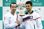 Gánh nặng Davis Cup của Djokovic