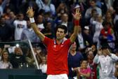 Djokovic thắng trận đầu, Serbia tạm cầm chân CH Czech