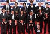 """Real """"ôm"""" gần hết các giải thưởng bóng đá Tây Ban Nha"""