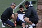 U23 Malaysia chấn thương hàng loạt, U23 VN, Thái Lan mừng thầm!