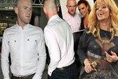 Rooney đang chữa hói vẫn dẫn vợ đi xem ca nhạc