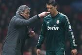 Khẩu chiến mới giữa Ronaldo và HLV Mourinho