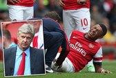 Thêm cú sốc cho Arsenal: Chamberlain nghỉ 6 tháng