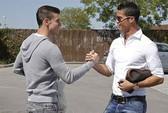 """""""Song sát"""" Bale - Ronaldo lần đầu tập luyện tại Real"""