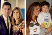 """Messi """"nịnh"""" mẹ, bạn gái để chuộc lỗi nhân ngày 20-10"""