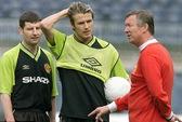 """HLV Ferguson: Beckham bị """"tống đi"""" vì thói cao ngạo"""