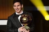 Bale được đề cử Quả bóng vàng 2013