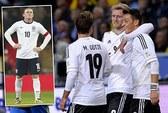 """Tuyển Đức """"chơi"""" Rooney trước trận giao hữu"""