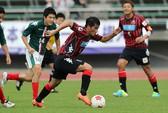 Công Vinh không thể giúp Sapporo thăng hạng