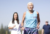 VĐV 86 tuổi lìa đời sau cuộc thi marathon