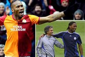 "HLV Mourinho muốn ""hội ngộ"" Drogba ở Champions League"