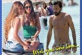 Vợ chồng Pirlo khoe dáng trên biển Ibiza