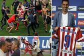 Fan cuồng suýt phá hỏng lễ ra mắt của David Villa