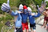 Phóng sự ảnh: Sắc màu vui nhộn của fan quanh Tour de France 2013