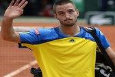 Tay vợt Troicki bị cấm thi đấu 18 tháng vì phạm luật chống doping