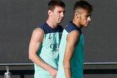 Neymar và Messi rất hiểu ý nhau