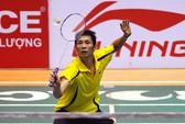 Tiến Minh ngược dòng hạ tay vợt Trung Quốc hạng 10 thế giới