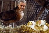 """""""Gà cha"""" Mourinho nâng niu sao trẻ như trứng"""