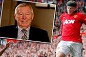 Ông Ferguson bắt tay Moyes thuyết phục Rooney ở lại