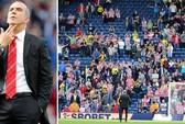 """Chỉ đạo dở còn chửi CĐV, HLV Sunderland bị """"trảm"""""""